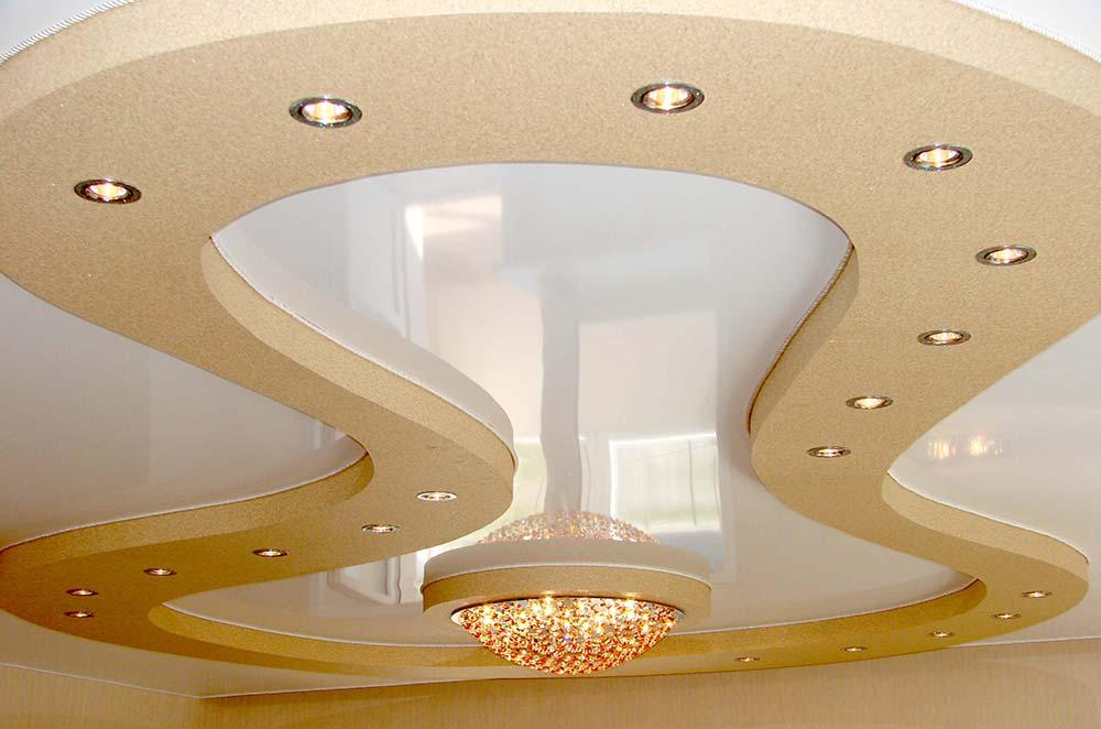 Фотографии подвесных потолков